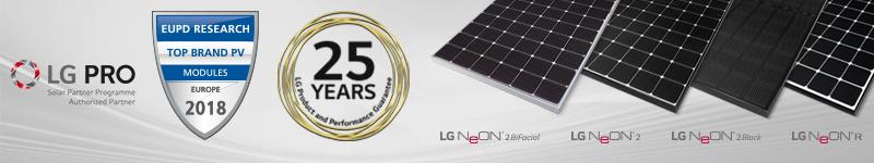 LG Solar Partner PRO - Solar 360 Áramtermelő Kft.